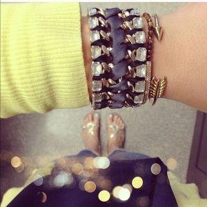 Stella & Dot tempest bracelet